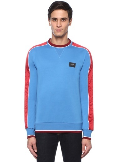 Dolce&Gabbana Sweatshirt Mavi